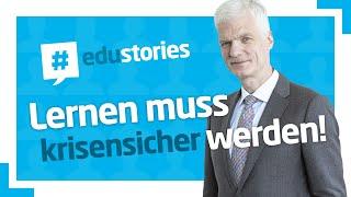 Andreas Schleicher zur OECD-Studie: Corona Pandemie verändert Bildungssysteme weltweit