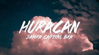 SAMRA & CAPITAL BRA - HURACAN (Lyrics)