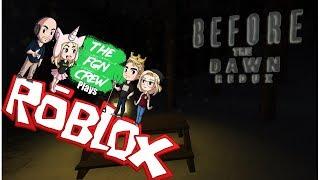 L'équipage FGN Joue: ROBLOX - Avant l'aube Redux