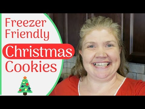 3 Christmas Treats You Can Make & Freeze NOW