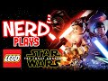 Nerd³ Plays... Lego Star Wars: The Force Awakens - Red Vs Blue