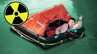 24 horas en un lago tóxico