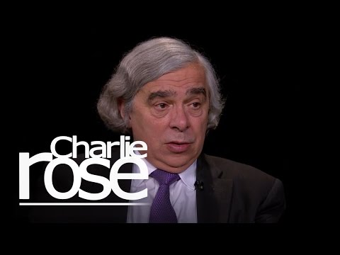 Ernest Moniz: 'The Signals Nature Is Sending Us Are Bad' (May 8, 2015) | Charlie Rose