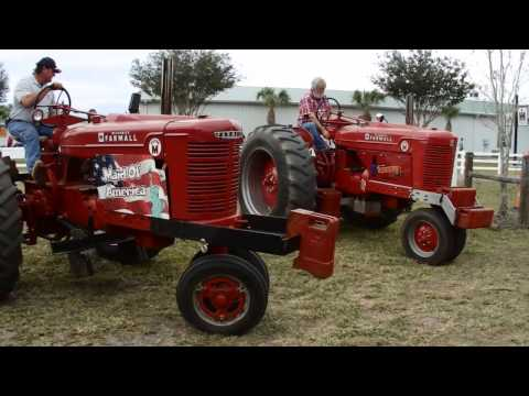 Paquette's Annual Tractor Pull and vintage Farm Tractor and vehicle show
