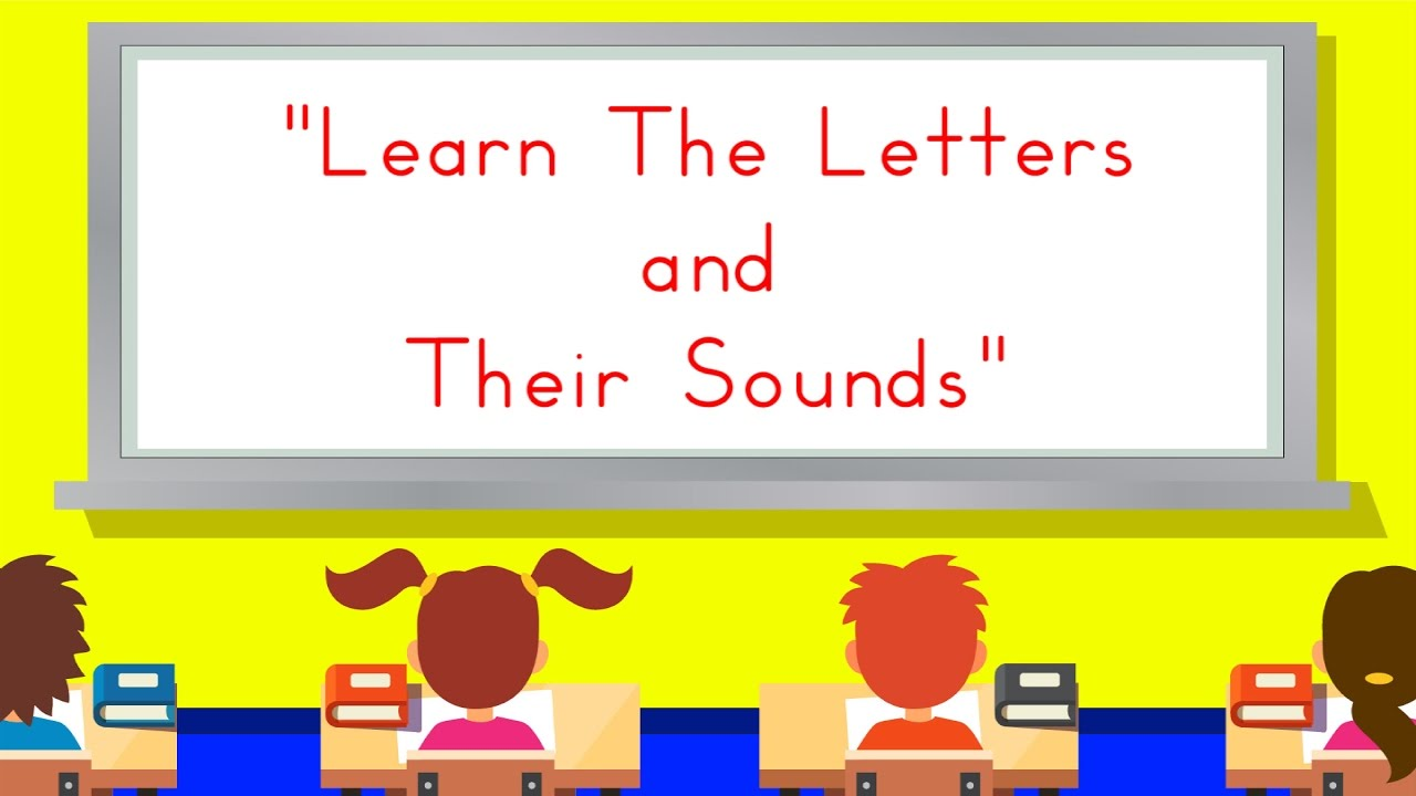 Learn The Letters And Their Sounds  Learn The Alphabet  Abc Song  Jack  Hartmann