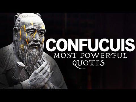 CONFUCIUS - LIFE CHANGING Quotes [STOICISM] Part 1