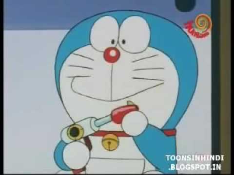 Doraemon in Hindi: Time Pistol Full Episode