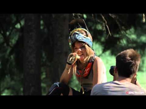 Afternoon delight in Saalbach with Linda | Ponytail Trails, Ep. 2