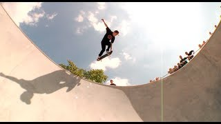 Volcom Skate Team's European Summer Tour - Whole Video!