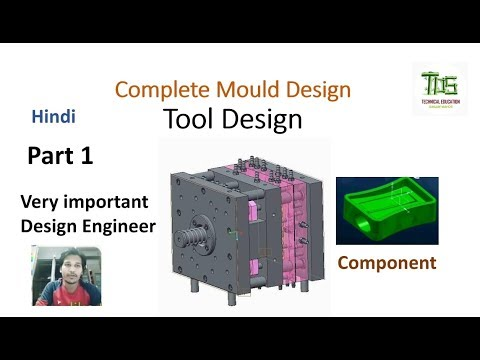 Manual Injection Moulding - Tool Design (second edition)