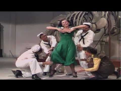Ann Miller dance routine from ON The Town