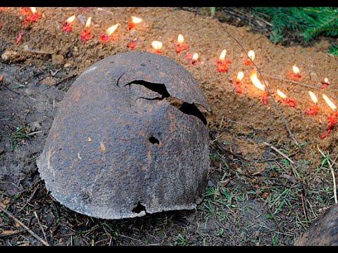 Тайна братской могилы. В Германии пытаются установить имена советских бойцов