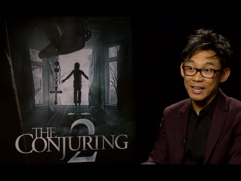James Wan Talks Exorcisms & Why A Priest Came To Bless
