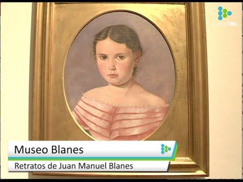 Retratos de Juan Manuel Blanes