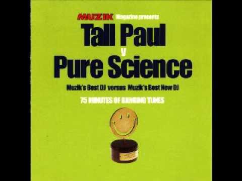 Muzik's Best DJ Versus Muzik's Best New DJ Mixed by Tall Paul v Pure Science 1998