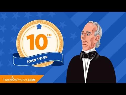 John Tyler | Presidential Minute