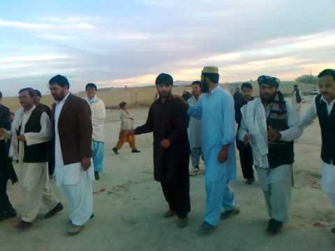 Pashto attan kakazai pishin
