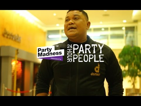 24 Hour Party People: Petugas Keamanan Disko Jakarta   Party Madness