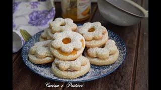 Le ciambelline sono dei biscotti tipici sardi ripieni di marmellata, morbidi e profumati perfetti per essere consumati a merenda o colazioneingredienti :500 ...