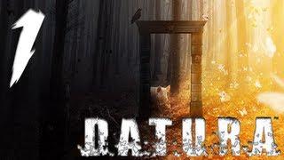 Datura Walkthrough - Part 1 (PSN) Gameplay