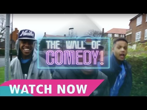 Mandem On The Wall - Know Me From (Stormzy Parody)