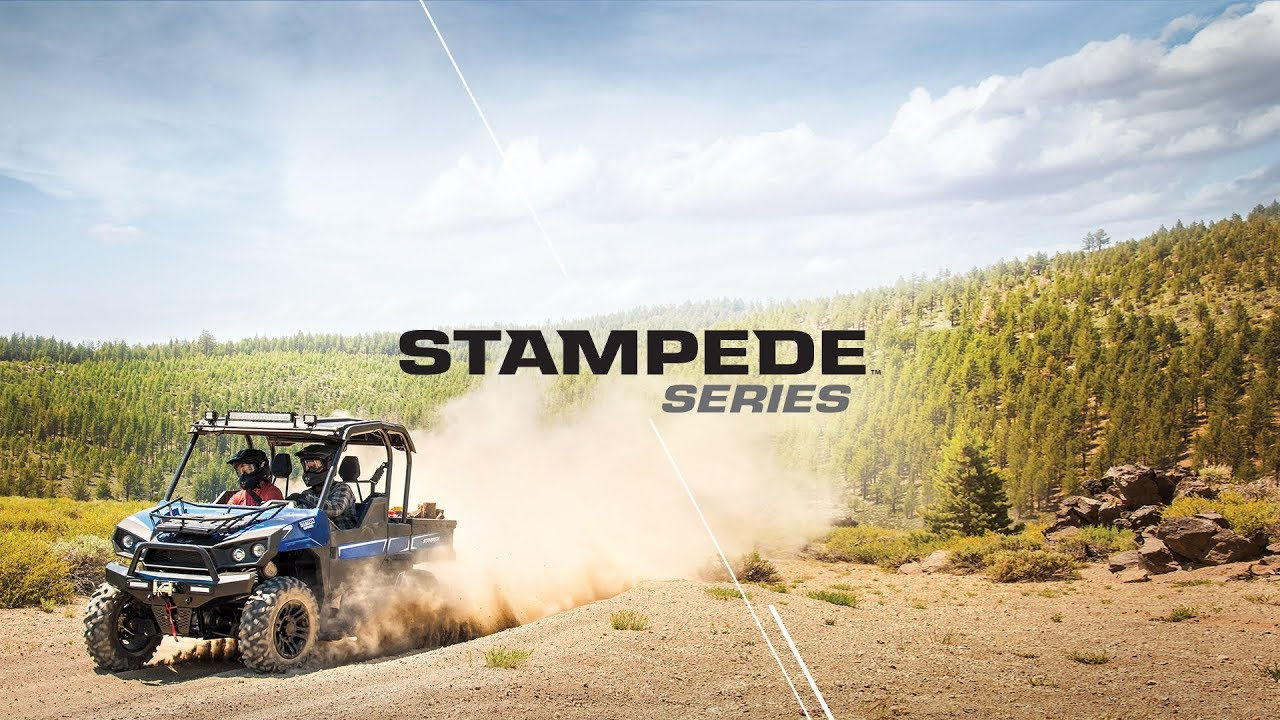 Textron Off Road | Stampede™ Series
