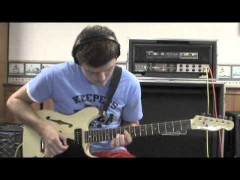 New Found Glory - Map Of Your Body (Guitar Cover)
