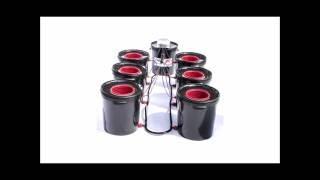 Basement Lighting DWC - R Root Rapid Hydroponics System Set Up