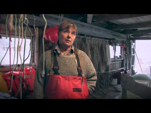 Mona Loberg, fiskare, om Mälaren