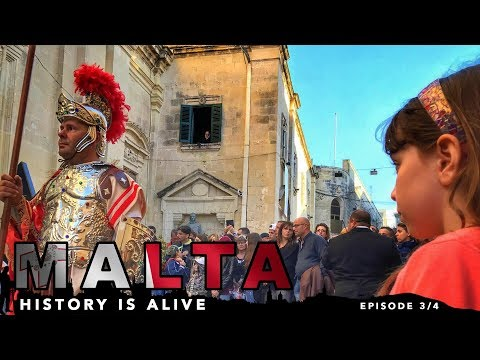 Visit Mdina - the Silent City, Malta's first capital ! with the family travel series | travel kids