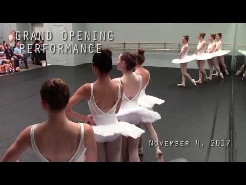 Inspire Ballet and Fine Arts * Grand Opening Performance 11.4.2017  edit v6.2