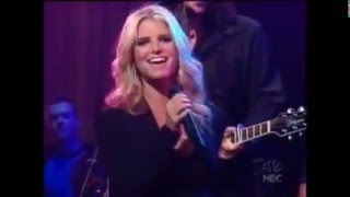 Jessica Simpson - With You Live Last Call with Carson Daly