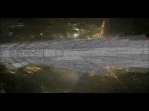 Google Sketchup SpaceShip Modeling - TFS BATTLESHIP REFIT PART 1