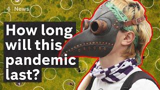 How long the Coronavirus pandemic will last