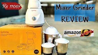 Lifelong Power Pro 500-Watt Mixer Grinder | REVIEW | only Rs1100