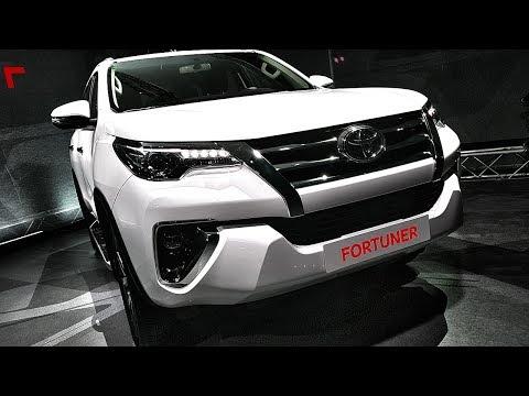 Паджеро Спорт НЕ НУЖЕН Тойота Фортунер В РОССИИ Toyota Fortuner