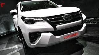 Паджеро Спорт НЕ НУЖЕН? Тойота Фортунер В РОССИИ! Toyota Fortuner
