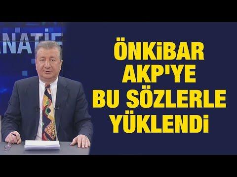 Alternatif- 07 Nisan 2019- Sabahattin Önkibar- Ulusal Kanal