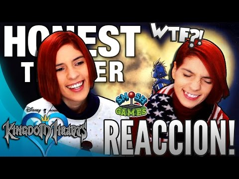 KINGDOM HEARTS (Honest Game Trailers en Español) REACCION