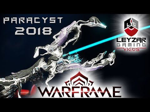 Paracyst Build 2018 (Guide) - The Infestation's Pull (Warframe Gameplay) thumbnail