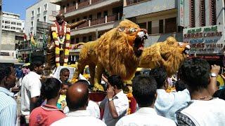 Rajasimha kannada movie public response /public review /Aniruddh/sanjana