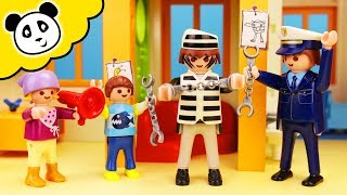 Playmobil Polizei - Einsatz in der Kita - Playmobil Film