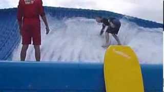 wet n wild sydney surf deck fun 15 dec