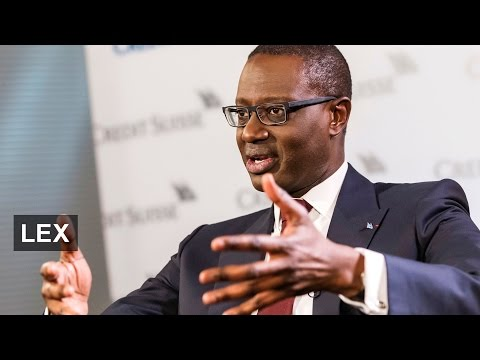 Tidjane Thiam's big plan | Lex
