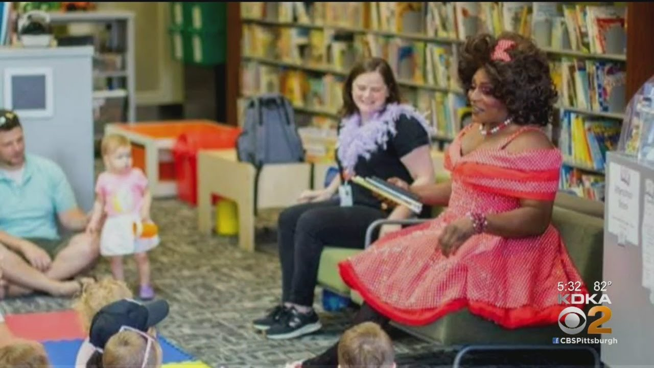 Drag Queen Story Hour Canceled After Threats Posted On Social Media