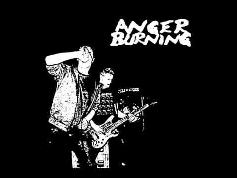 Anger Burning - Meaning Of War