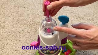 Конструктор з надувних кульок Oonies в СПб інструкція