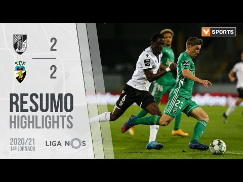 Guimaraes SC Farense Goals And Highlights
