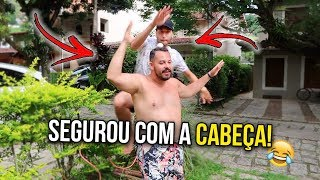 Baixar SEGURE O OVOOOOO!! #02 (part. Vinishow e Família Dalpino)   Rafinha Sanchez