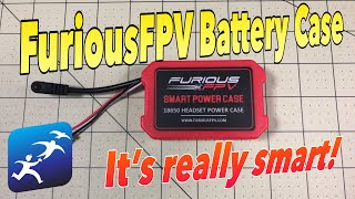 FuriousFPV Battery Case, OSD, Power Button, What more could you want?